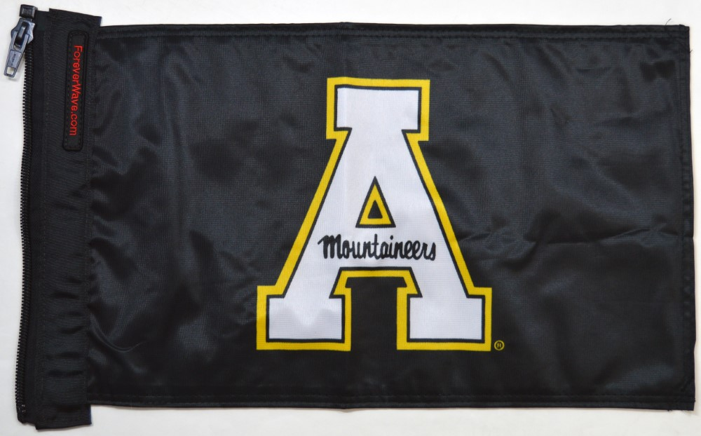 Forever Wave Appalachian State Flag - 5462