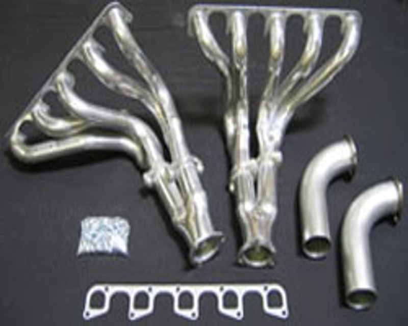 Belanger Mid Pipes With Cats O2 Sensor Extension Kit And Exhaust