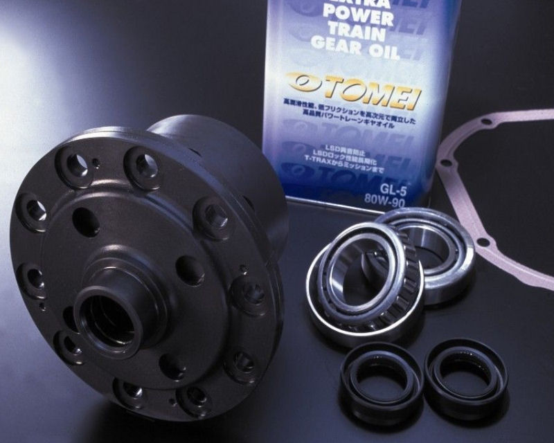 Tomei T-TRAX Advance IA 1.5 Way Kit Equipped with OEM Open LSD 16 Discs Nissan Silvia S13 89-94 - 561521