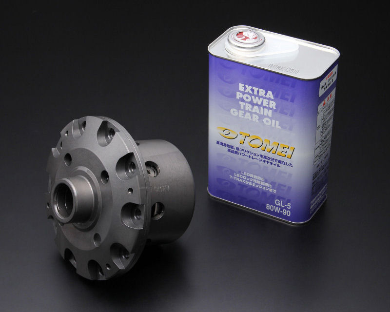 Tomei T-TRAX Advance TAA 1.5 Way Kit Equipped with OEM Open LSD 16 Discs Toyota Supra JZA70 90-92 - 561541