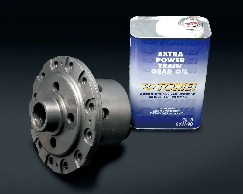 Tomei T-TRAX Advance ZDA 1.5 Way Kit Equipped with OEM Viscous LSD 12 Discs Mazda RX-7 FC3S 86-92 - 561545