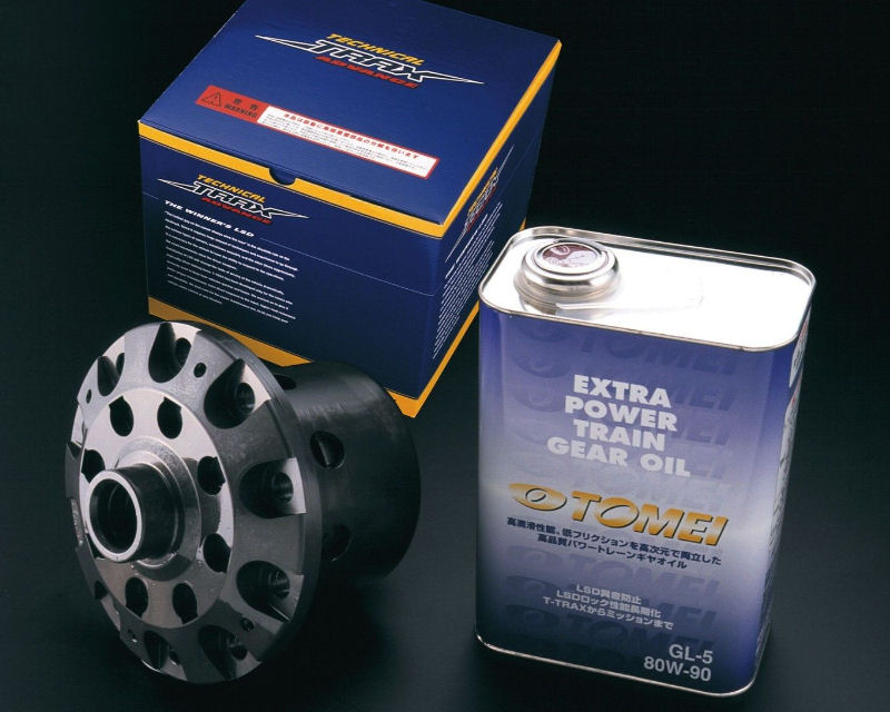 Tomei T-TRAX Advance HXA 1.5 Way Kit Equipped with OEM Open LSD 24 Discs Nissan 350Z MT 03-08 - 561548