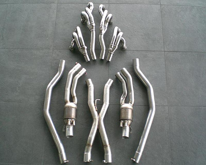 Hamann High Performance Headers Ferrari 599 06-11