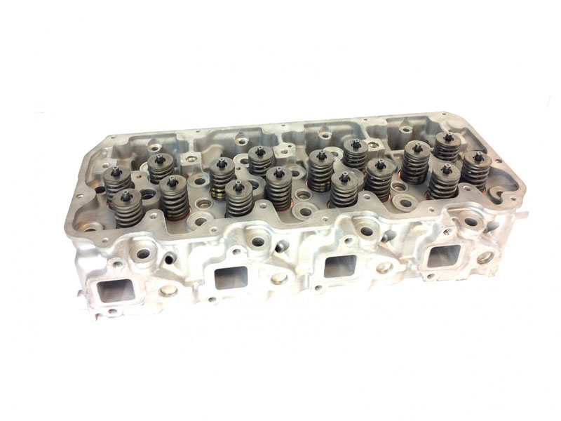 2001-2004 Factory LB7 Duramax Remanufactured Cylinder Head Driver Side  Freedom Racing Engines