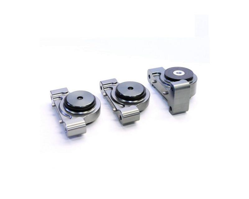 Holz Racing Products Billet Motor Mount Kit Polaris RZR XP Turbo 16-18 - 613264