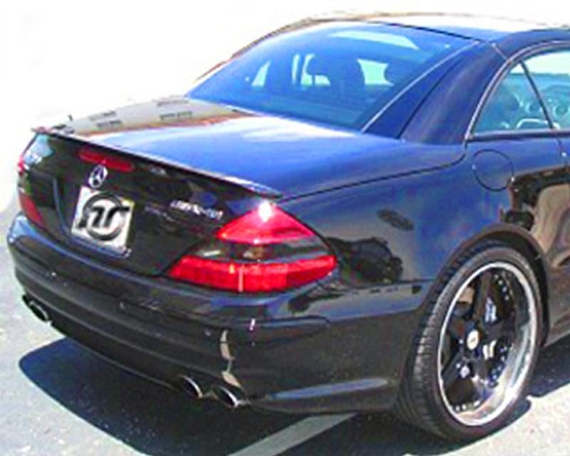 NR Auto R230 AMG Style Trunk Spoiler Mercedes-Benz SL500 02-11 - 6230-ATS