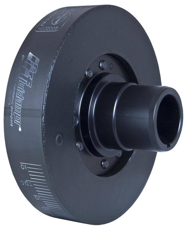 Image of Fluidampr Internal balance replaces 28 oz in Steel Internally Balanced Damper Ford 302 351 400