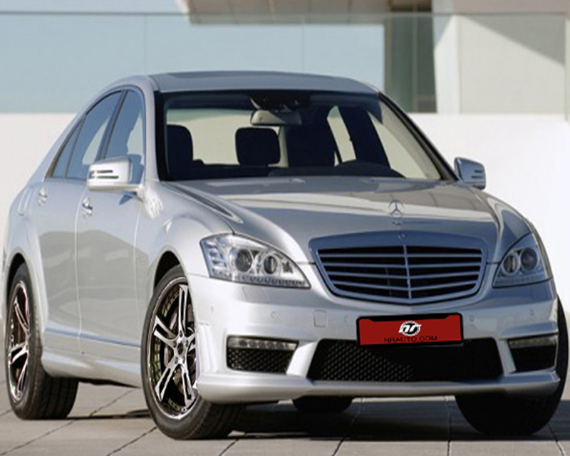 NR Auto W221 S63 Style 2011+ Facelifted Aero Kit Mercedes-Benz S63 AMG 08-13 - 6721-11