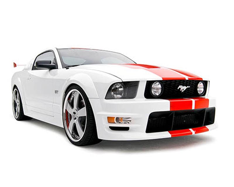 3dCarbon 11PC Body Kit Ford Mustang GT 05-09 - 691040