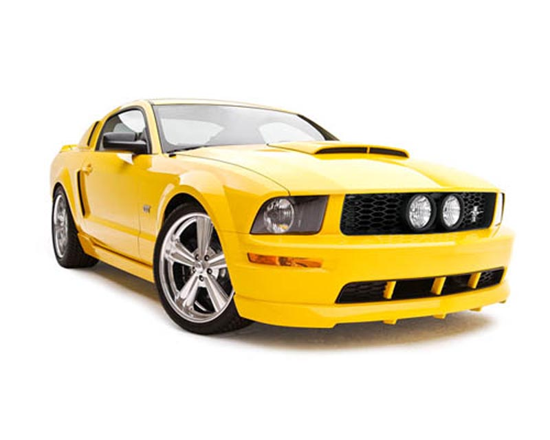3dCarbon 4PC Body Kit Ford Mustang GT 05-09 - 691026