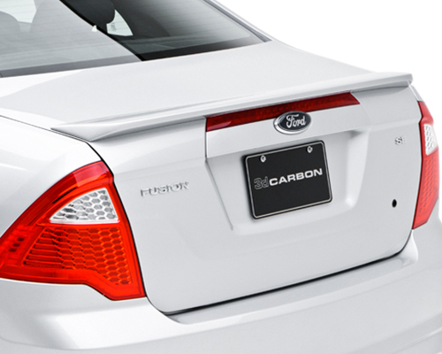 3dCarbon Deck Lid Spoiler Without Led Light  Ford Fusion 10-12 - 691247