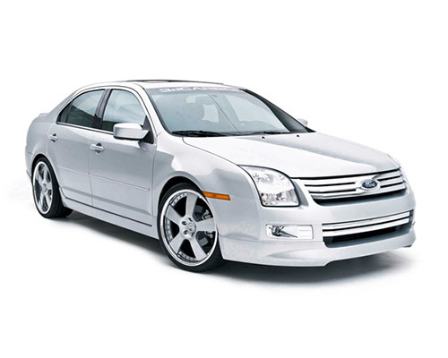3dCarbon 5 Piece Body Kit Ford Fusion V6 06-09 - 691255