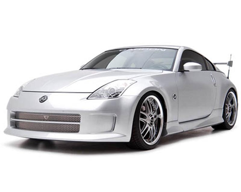 3dCarbon 5PC Body Kit Nissan 350Z 03-09 - 691407