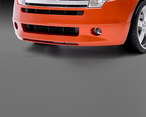 3dCarbon Front Air Dam Ford Edge 07-10 - 691501