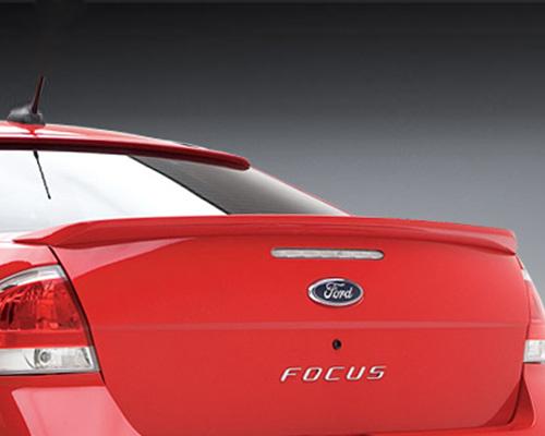 3dCarbon Decklid Spoiler Focus Sporty Ses 4 Door 10-11 - 691550