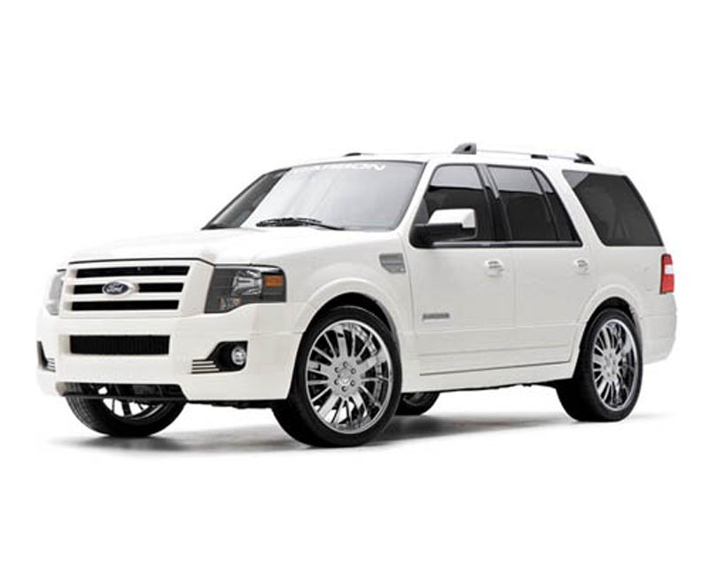 3dCarbon 5PC Body Kit Ford Expedition 07-14 - 691260