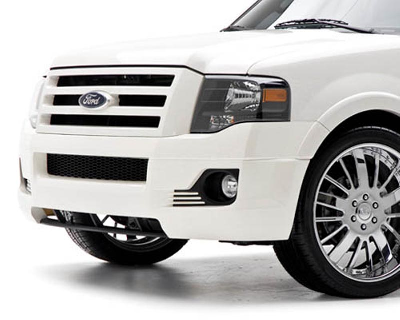 3dCarbon Front Bumper Replacement Ford Expedition 07-14 - 691256