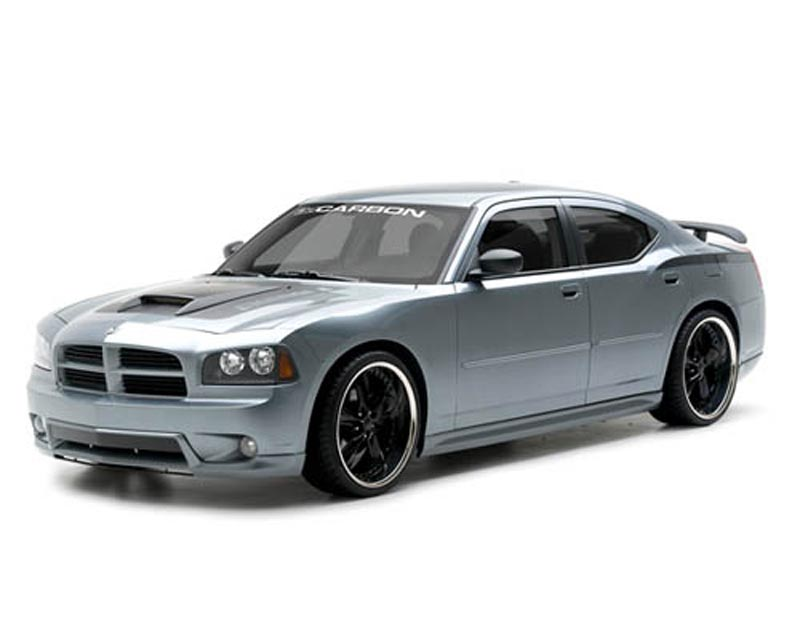 3dCarbon 4PC Body Kit Dodge Charger 05-10 - 691559