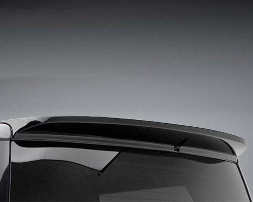 3dCarbon Upper Roof Wing Ford Flex 09-14 - 691578