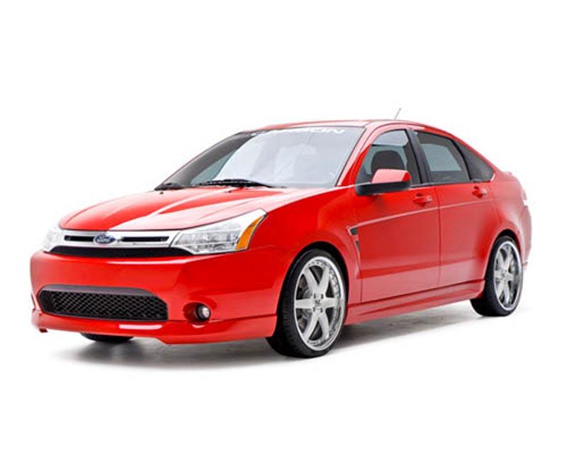 3dCarbon 4PC Body Kit Ford Focus SES 4DR 10-11 - 691594-SES