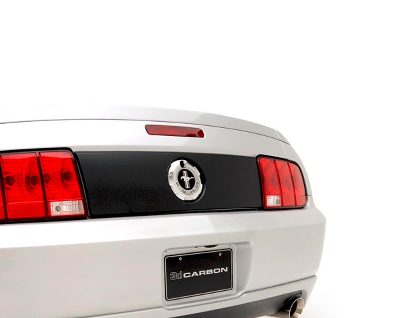 Image of 3dCarbon Blackout Panel Ford Mustang 10-14