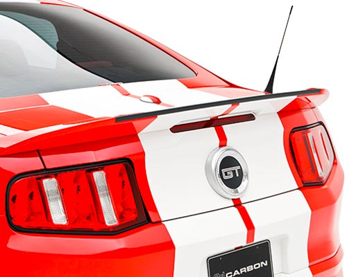 Image of 3dCarbon Accessory Package 2 Ford Mustang 10-12