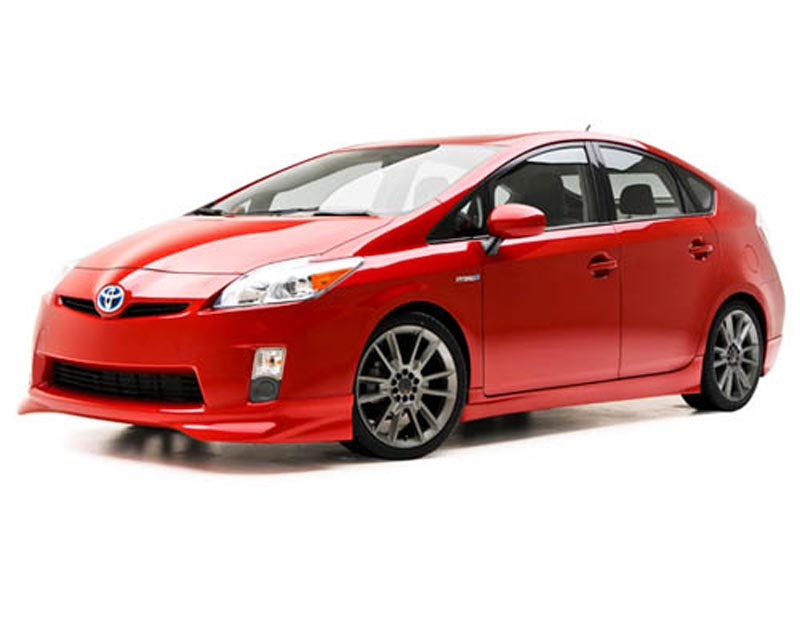 3dCarbon 5Axis Body Kit Toyota Prius 10-12