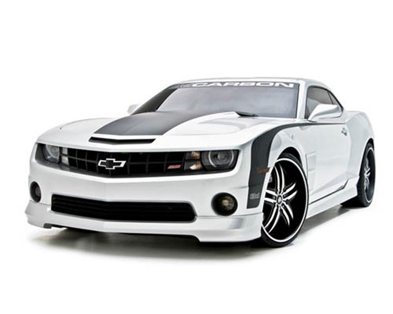 3dCarbon 7PC Body Kit Chevrolet Camaro SS & RS 10-13 - 691811