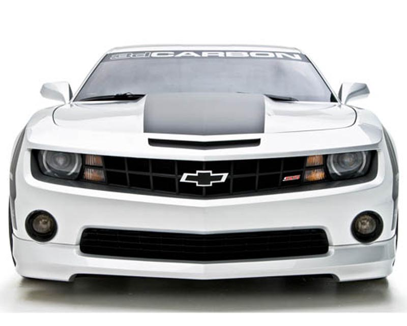 3dCarbon V8 Front Air Dam Lip Chevrolet Camaro SS & RS 10-13 - 691800