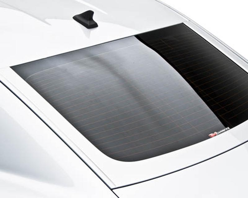 Image of 3dCarbon Rear Window U Trim Chevrolet Camaro SS RS 10-12