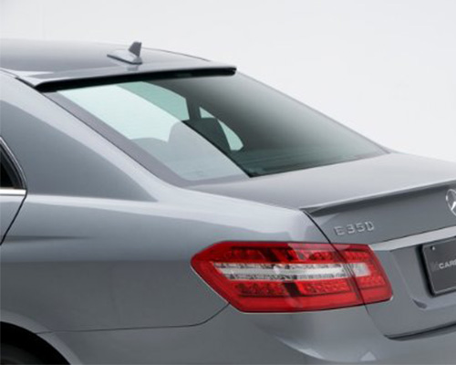 3dCarbon Upper Rear Roof Spoiler Mercedes Benz E Class 11-12 - 691915