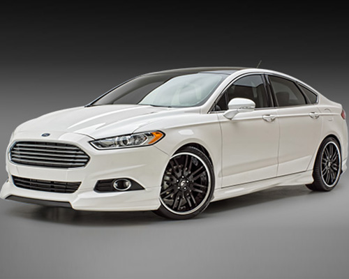 3dCarbon 4 Piece Body Kit Ford Fusion 13-14 - 692038