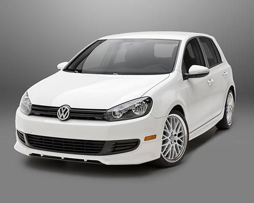 3dcarbon 4 piece body kit volkswagen golf 2013. Black Bedroom Furniture Sets. Home Design Ideas