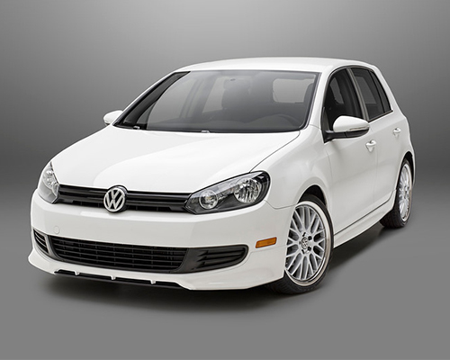 3dCarbon 5 Piece Body Kit Volkswagen Golf 2013