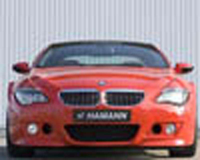Hamann Edition Race Front Bumper BMW 6 Series 07-10