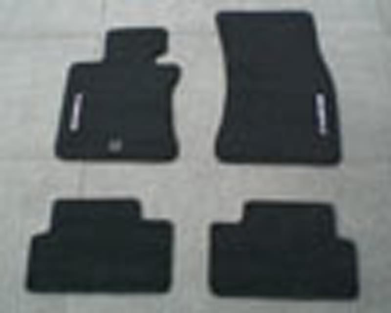 Hamann Exclusive Floormat Set Coupe 6 Series