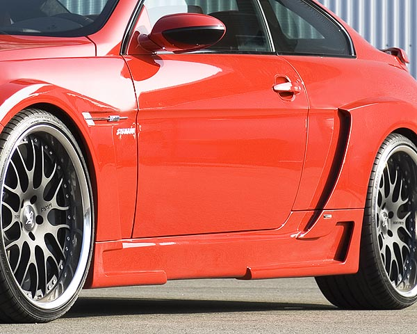 Hamann Edition Race Side Skirts BMW 6 Series 07-10
