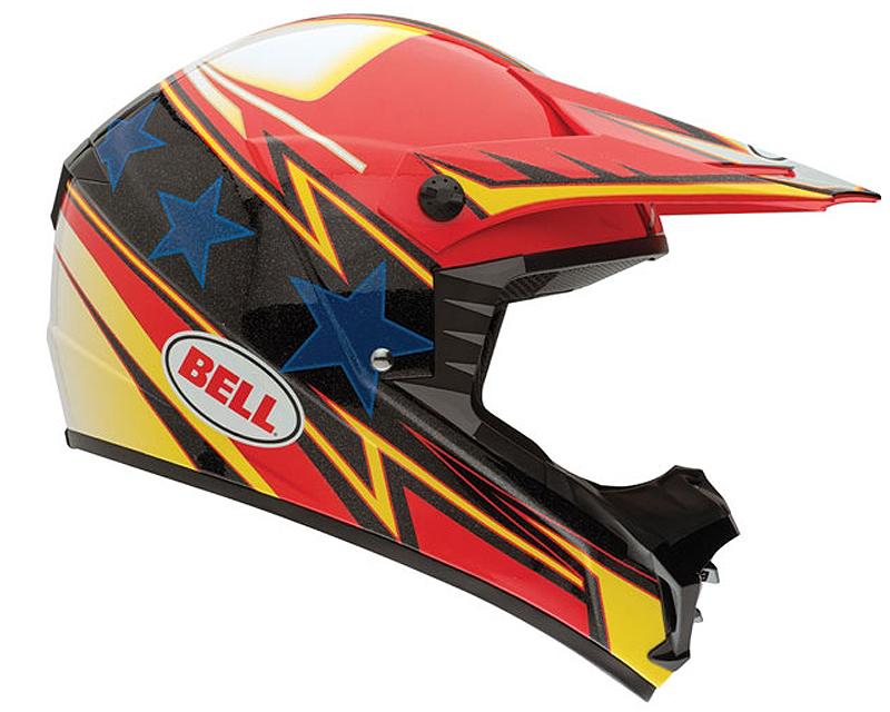 Image of Bell Racing SX-1 Apex Helmet 2XL 62-63