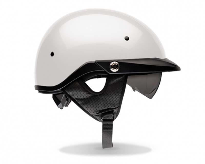 Bell Racing Pit Boss White Helmet 55-54 | XS / 55-56 | SM - Bell-7047234