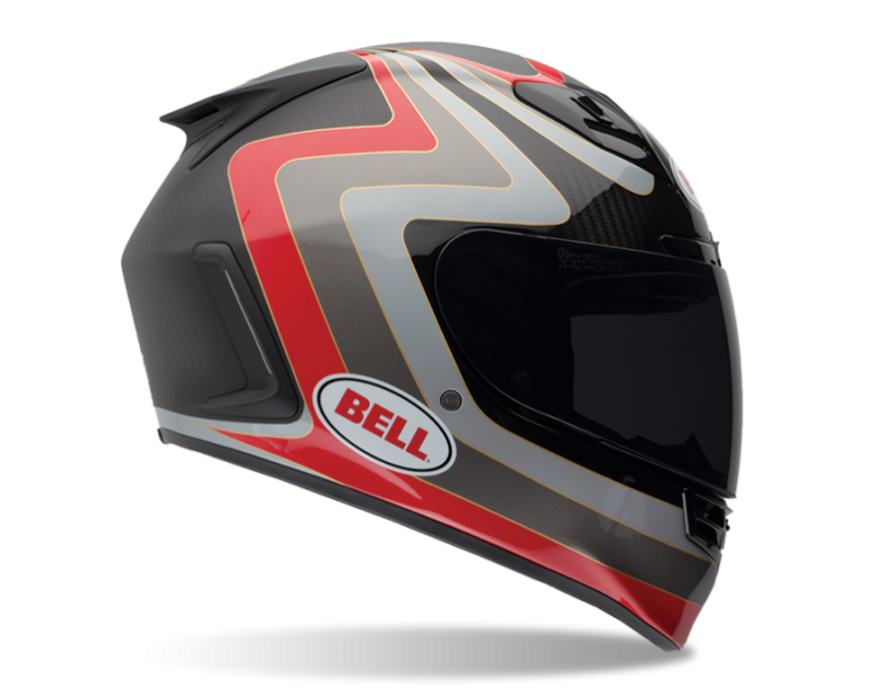 Image of Bell Racing Star Carbon Airtrix Boogie Helmet 2XL 62-63