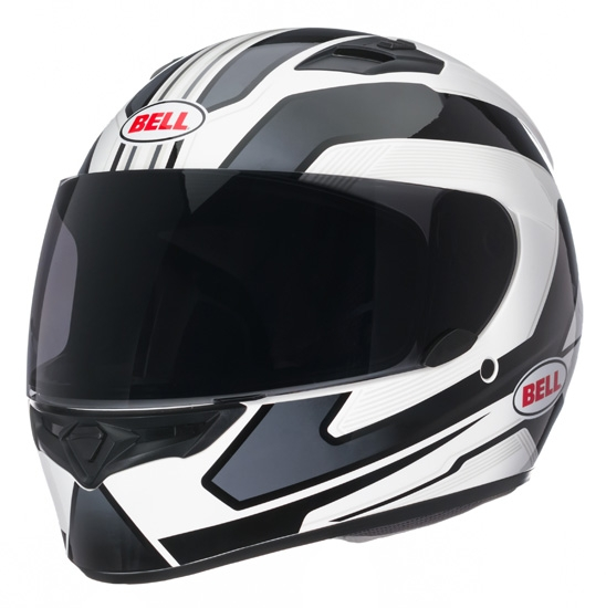Image of Bell Racing Qualifier Cam Black Helmet 2XL 62-63