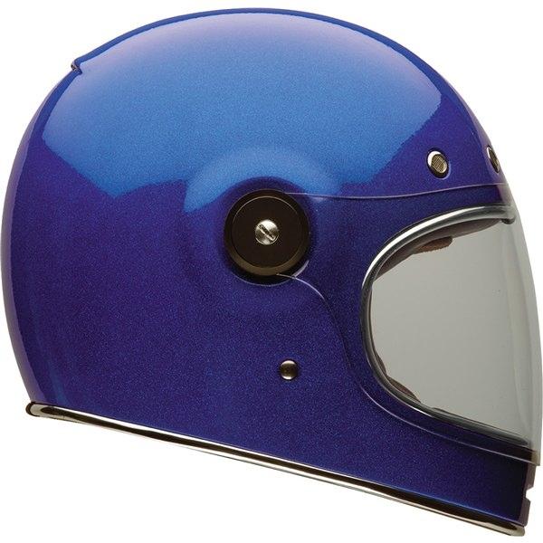 Image of Bell Racing Bullitt Blue Flake Helmet 2XL 62-63