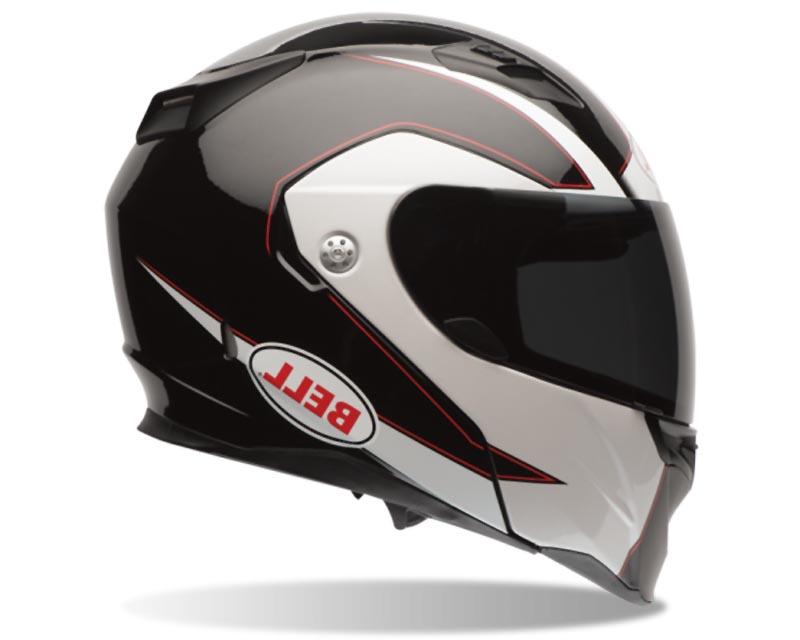 Bell Racing Revolver Evo Ghost Black Helmet 55-56 | SM - Bell-7053414