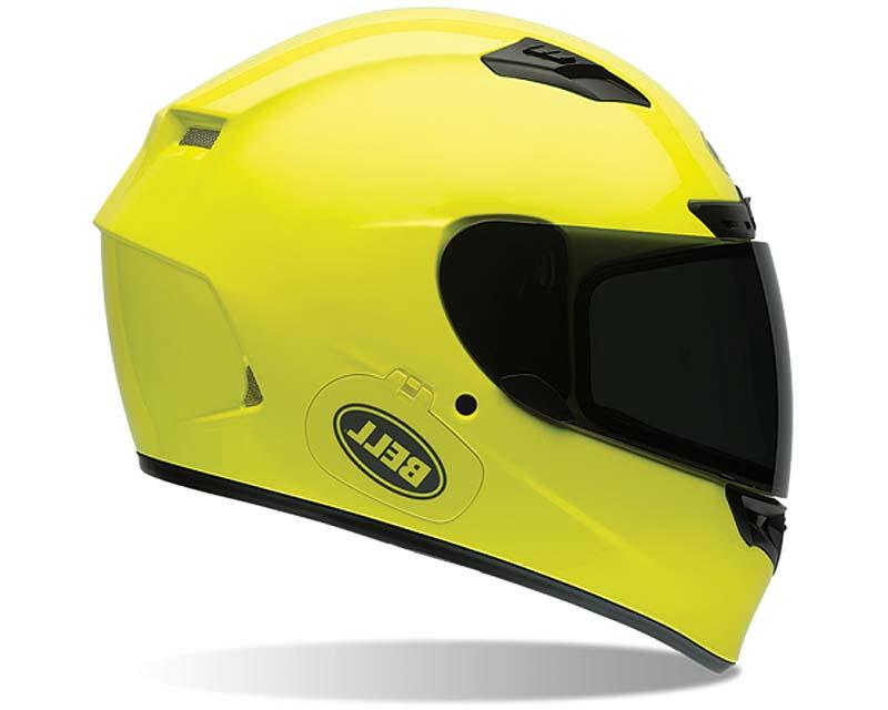 Bell Racing Qualifier DLX HI-VIZ Helmet 62-63 | 2XL - Bell-7061983