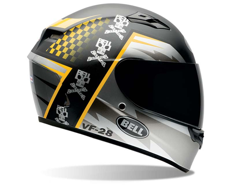 Bell Racing Qualifier Airtrix Battle Helmet 62-63 | 2XL - Bell-7062048