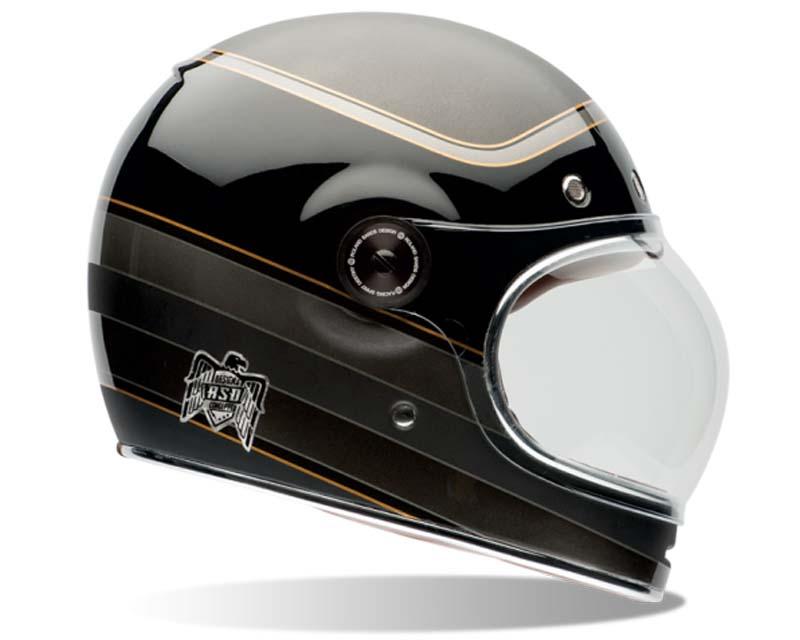 Bell Racing Bullitt RSD Bagger Helmet 62-63   2XL