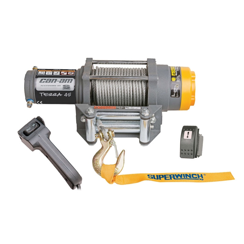 Can-Am Terra 45 Winch by SuperWinch - 715002838