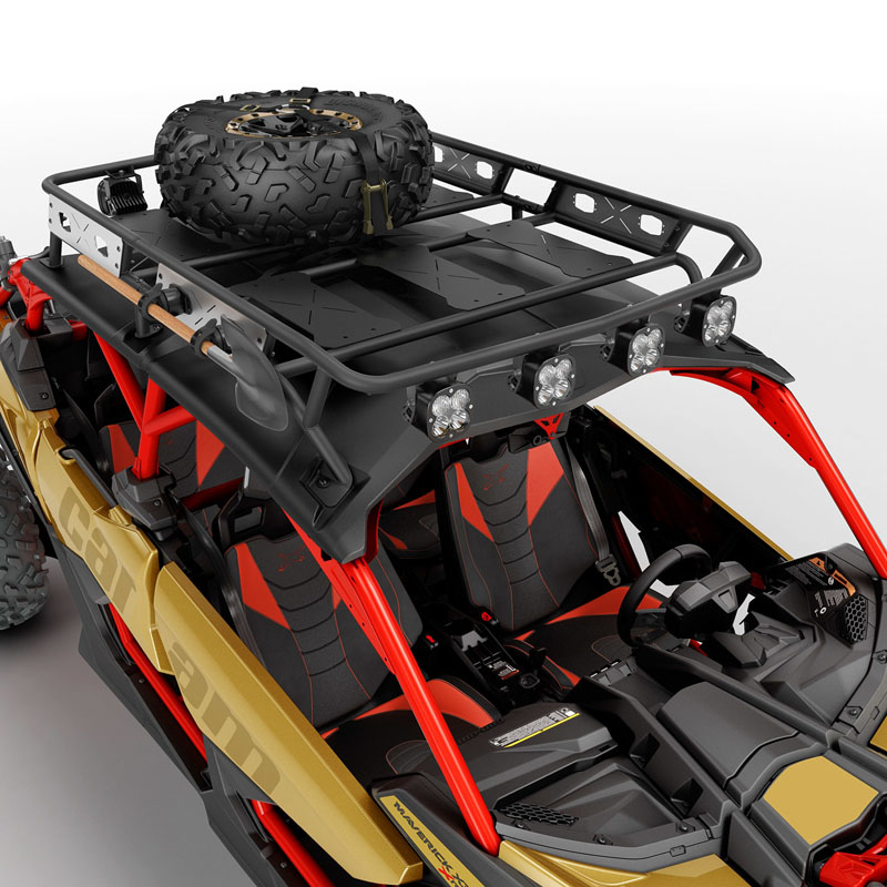 Can-Am Adventure Roof Rack for Maverick X3 MAX - 715003868
