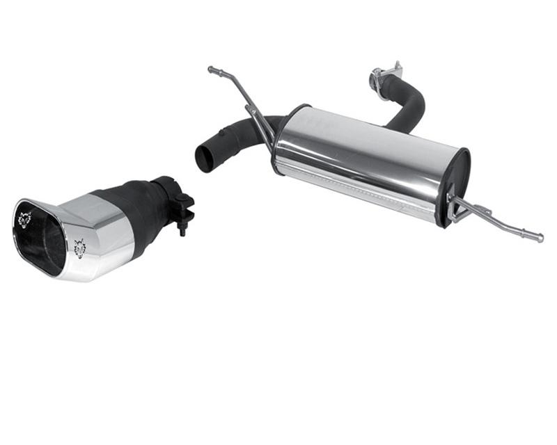Image of REMUS PowerSound Muffler wValve Control 135x75mm Tip Audi A3 Sportback 2.0L FSI 04-12