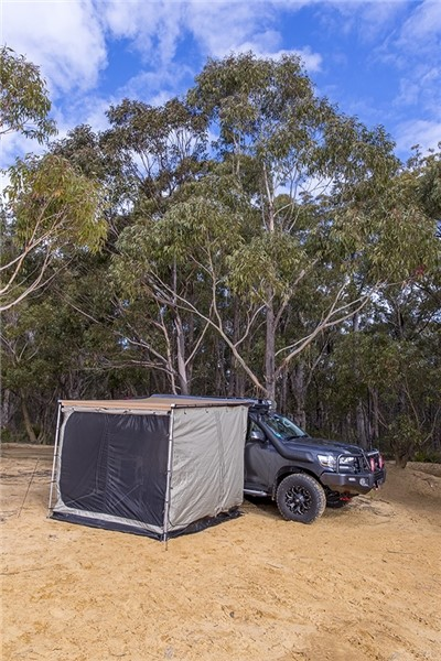 ARB 2000 x 2500 Deluxe Awning Room With Floor - 813208A